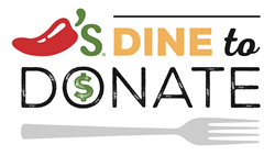 Chili's Dine to Donate logo