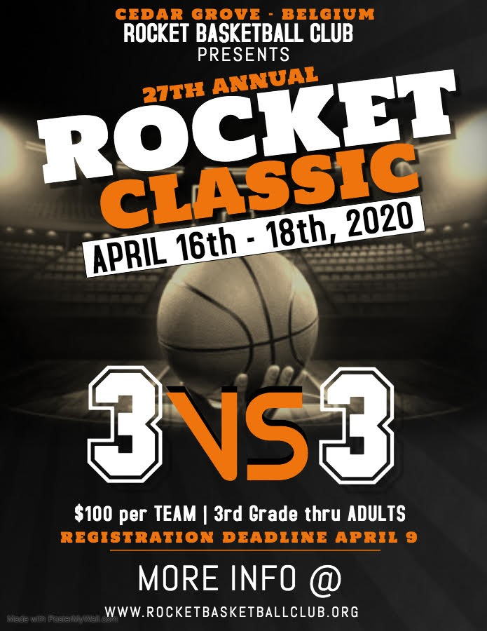 3 on 3 Tournament Info